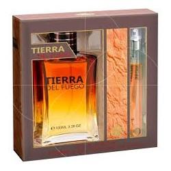 COFFRET PARFUM Tierra Del Fuego + Miniature