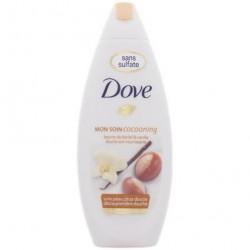 Lait de douche DOVE - Beurre de Karité et vanille  - 500 ml