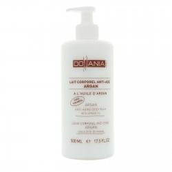 DOLLANIA - Lait corporel anti-âge à l'huile d'Argan  - 500ml
