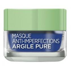 L'ORÉAL PARIS Masque Visage Anti-imperfections Argile Pure - 50 ml