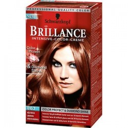 Coloration Brillance – Schwarzkopf Brun automnal N°867