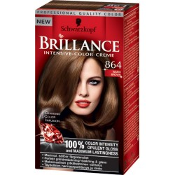 Coloration Brillance – Schwarzkopf Brun doré N°864