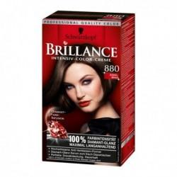 Coloration Brillance – Schwarzkopf Brun foncé N°880