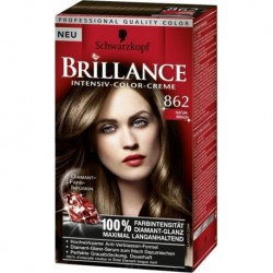 Coloration Brillance – Schwarzkopf Brun naturel N°862