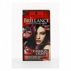 Coloration Brillance – Schwarzkopf Châtain ultra violet N°907