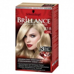 Coloration Brillance – Schwarzkopf Nordique nacré N°818