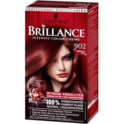 Coloration Brillance – Schwarzkopf Rouge absolu N°902