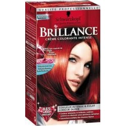 Coloration Brillance – Schwarzkopf Rouge brocart N°845
