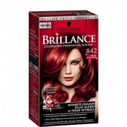 Coloration Brillance – Schwarzkopf Rouge cachemire N°842