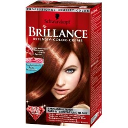 Coloration Brillance – Schwarzkopf Rouge caramel N°892