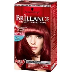 Coloration Brillance – Schwarzkopf Rouge intense épicé N°893