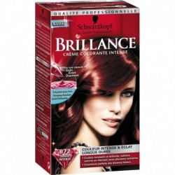 Coloration Brillance – Schwarzkopf Rouge intense N°872