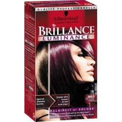 Coloration Brillance – Schwarzkopf Ultra violet N°860