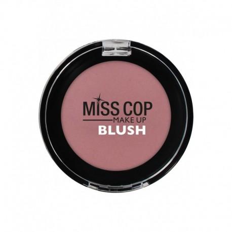 Fard a joues blush miss cop N°01 vieux rose