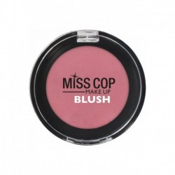 Fard a joues blush miss cop N°02 rose