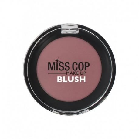 Fard a joues blush miss cop N°04 rose pourpre