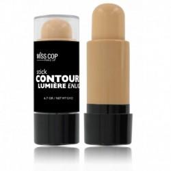 Stick contouring Miss cop N°01 lumière