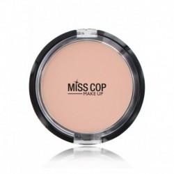 Poudre compact miss cop N°02 beige naturel