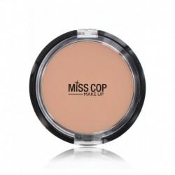 Poudre compact miss cop N°03 beige moyen