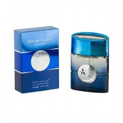 EAU DE PARFUM LYNN YOUNG Silver Light Men (homme) 100ML