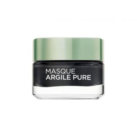 L OREAL – Masque argile pure – Détoxifie, Révèle l éclat