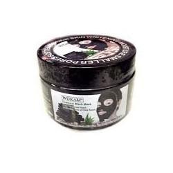 Masque noir WOKALI – Aloé Véra, Vitamine E & C -300g