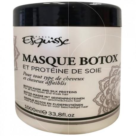 Masque ESQUISSE botox et protéine de soie – 1000 ml