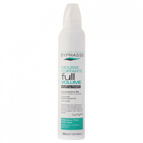 Mousse coiffante full volume Byphasse