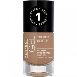 Vernis effet gel FASHION MAKE UP  N°1 -10ml