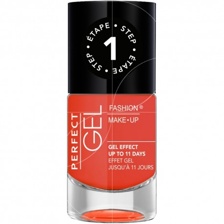 Vernis effet gel FASHION MAKE UP  N°15- 10ml