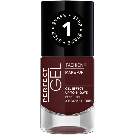 Vernis effet gel FASHION MAKE UP  N°8 – 10ml