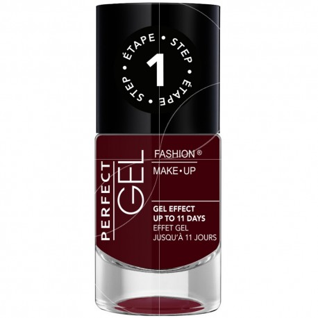 Vernis effet gel FASHION MAKE UP  N°9 – 10ml