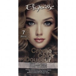 Couleur Blond – Esquisse