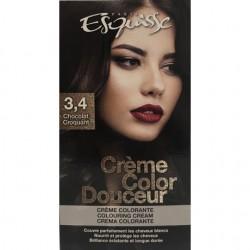 Couleur Chocolat croquant- Esquisse 1