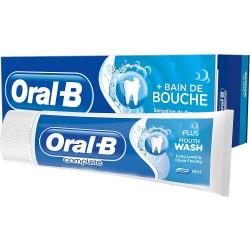 Dentifrice Complète dentifrice Bain de bouche Oral B