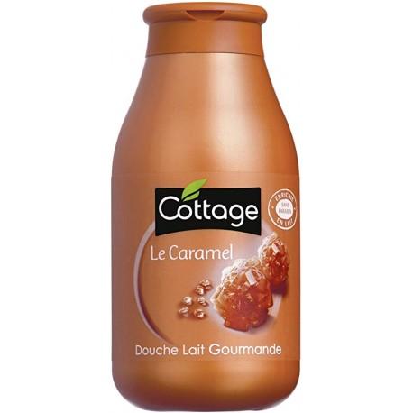 Lait douche Caramel - Cottage