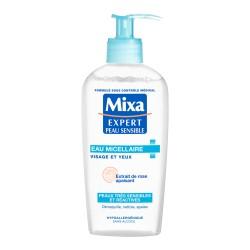 Eau micellaire apaisante - MIXA 200ML