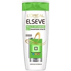 Shampoing Elseve Multi vitaminé 2 en 1 - L'Oréal
